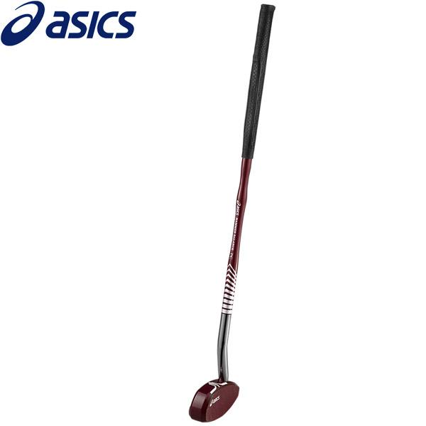 アシックス グラウンドゴルフ クラブ ハンマーバランスTC 一般左打者専用 GGG187-S23