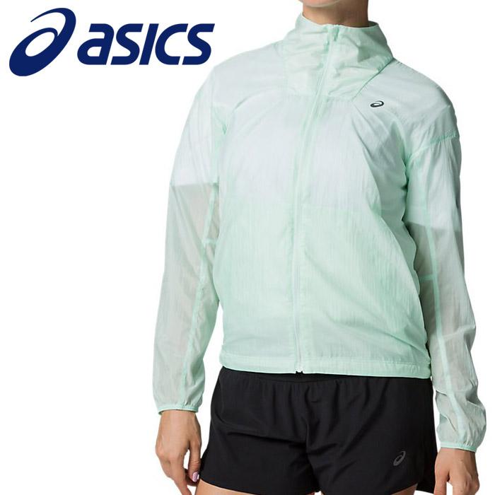 アシックス ランニング W'STKジャケット レディース 2012A871-300