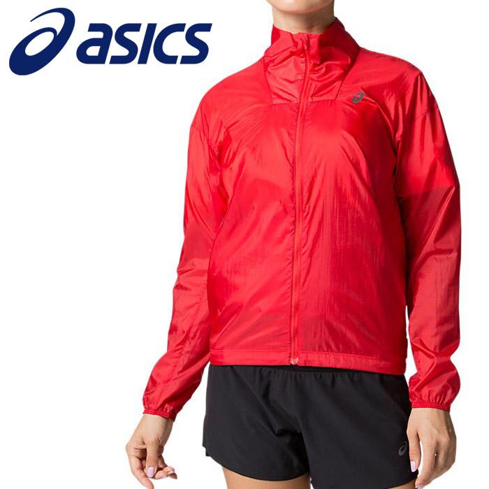 アシックス ランニング W'STKジャケット レディース 2012A871-600