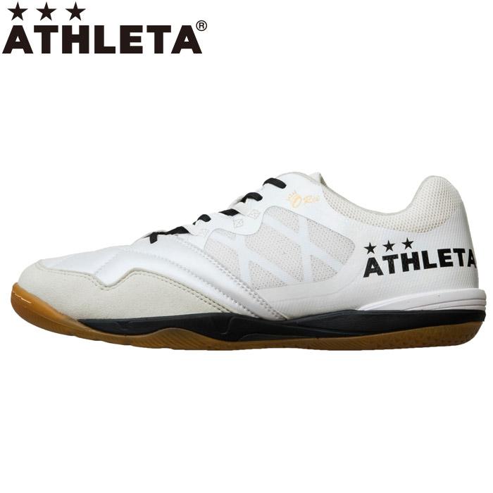 アスレタ O-Rei Futsal Falcao フットサルシューズ メンズ 11008-PWHTBLK