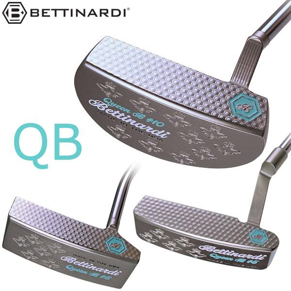 ベティナルディ QB シリーズ パター BETTINARDI GOLF Queen B 2019モデル 日本正規品