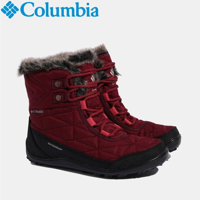 コロンビア ミンクスショーティー3 ウインター ブーツ レディース BL5961-624