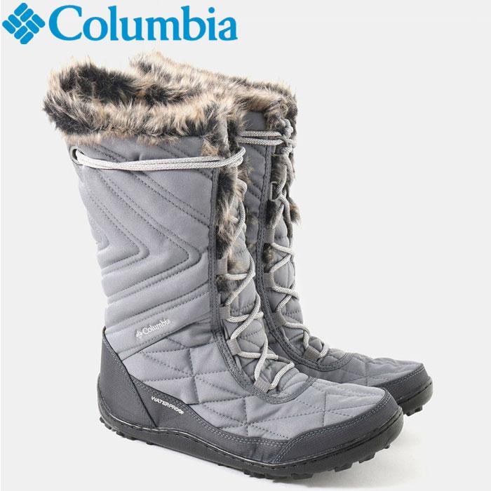 通販 Columbia 全国一律送料無料 コロンビア ミンクスミッド 3 レディース BL5964-033 ウィンターブーツ