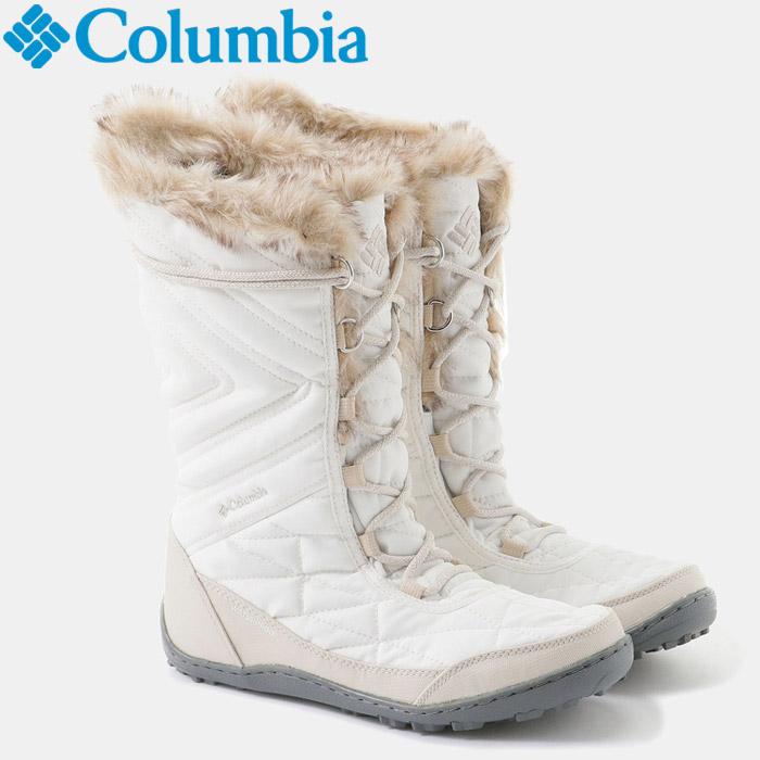 コロンビア ミンクスミッド 3 ウィンターブーツ レディース BL5964-125