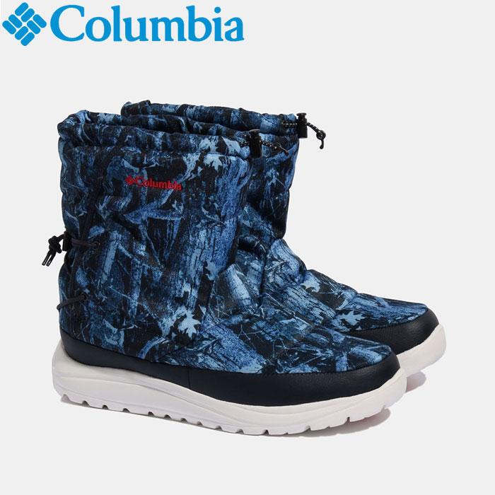激安特価品 Columbia 期間限定特価品 コロンビア スピンリールブーツアドバンスWPオムニヒート ウインター ブーツ レディース YU0274-426 メンズ