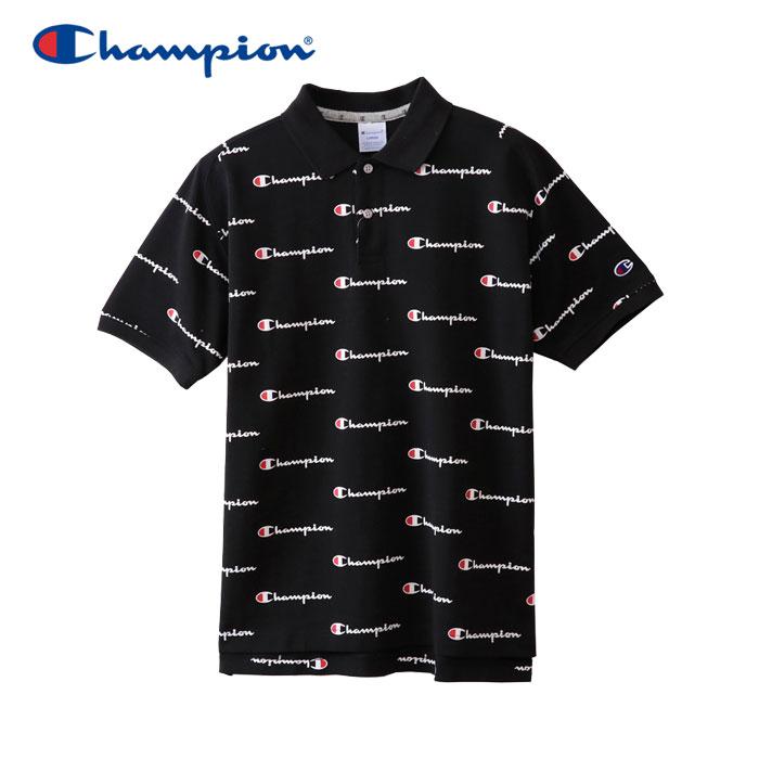 チャンピオン ポロシャツ ゴルフ C3-NS705B-370 メンズ