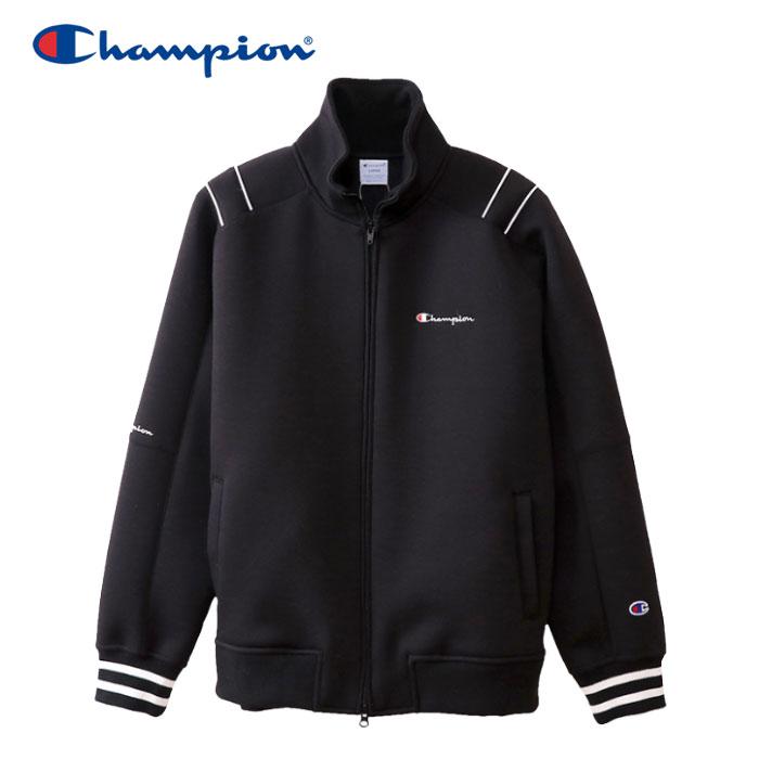 チャンピオン ジップアップジャケット Wrap-Air ゴルフ C3-NS605-090 メンズ 18FW