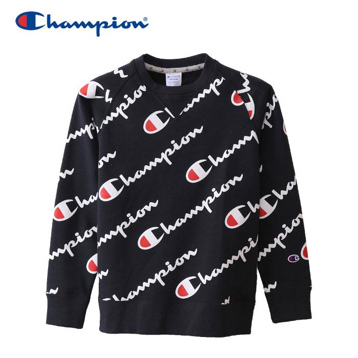 チャンピオン スウェットシャツ クルーネック ゴルフ CW-NS001-370 レディース 18FW