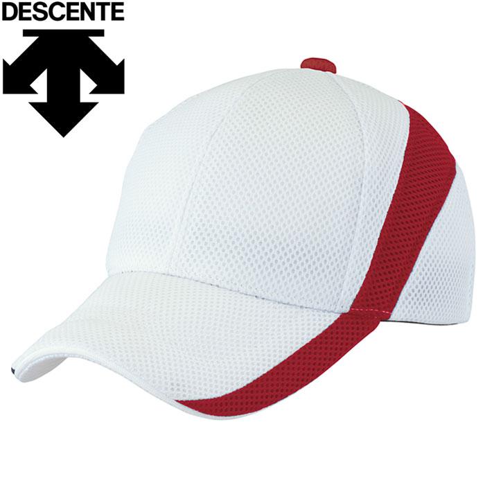 買い物 DESCENTE デサント 人気の製品 野球 エアーフィットキャップ C-714B-SWEG