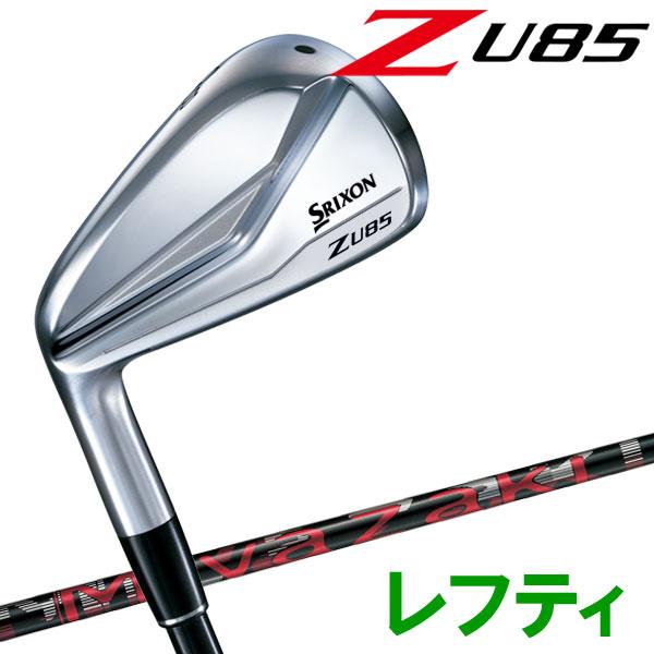 ダンロップ スリクソン ZU85 ユーティリティ レフティ Miyazaki Mahana カーボン 2018モデル