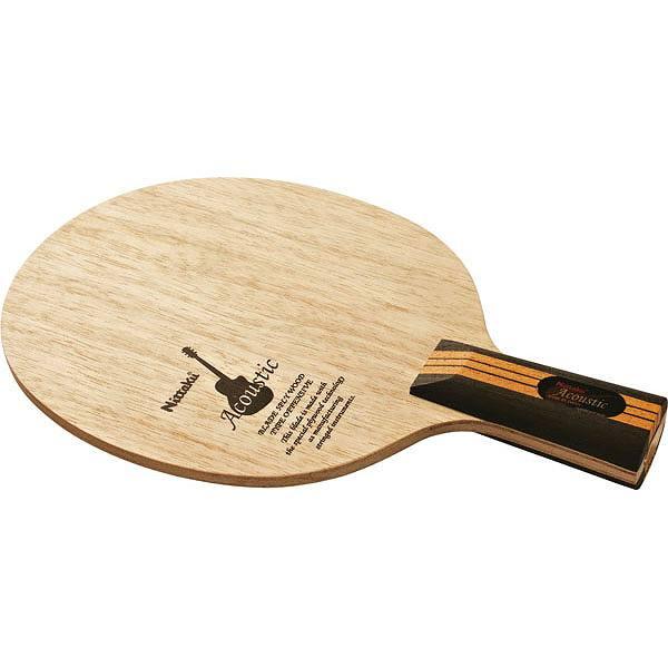 ニッタク 卓球 ラケット ペンホルダー 攻撃選手用 アコースティックC NE6661