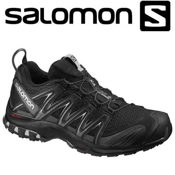サロモン XA PRO 3D トレイルランニングシューズ メンズ L39251400