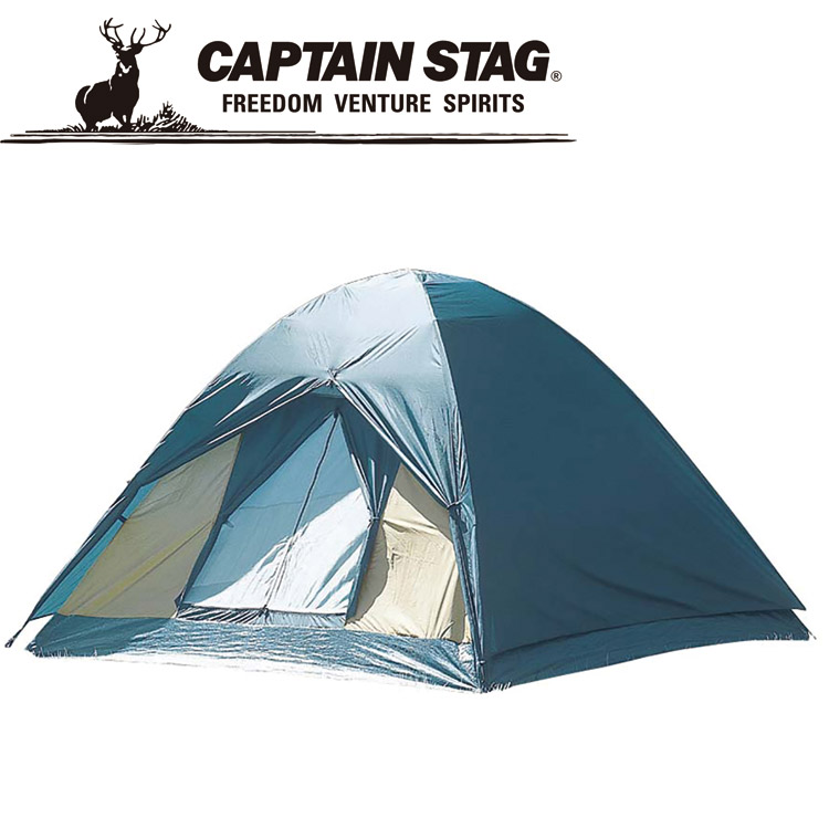 CAPTAIN STAG キャプテンスタッグ クレセント3人用ドームテント M3105