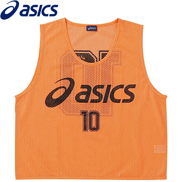 アシックス サッカー ビブス 10枚セット XSG060-21 シャツ