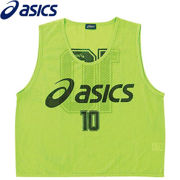 アシックス サッカー ビブス 10枚セット XSG060-81 シャツ