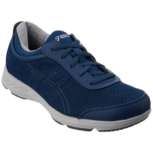 购物马拉松点数最大的35倍的(8/5(星期六)20:00~)◇asics(亚瑟士)GEL-MOOGEE760(W)凝胶千分之一毫米G走路用的鞋TDW58 16AW
