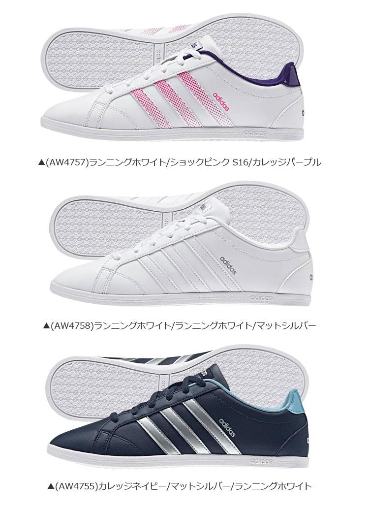 Adidas Neo | Neu Adidas Neo Vs Coneo Qt Weiss Sneaker Damen