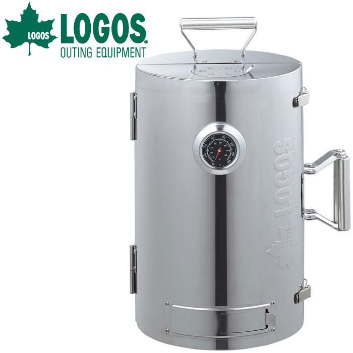LOGOS ロゴス LOGOS の森林 スモークタワー 81066000 簡単!バーナーがいらないスモーカー