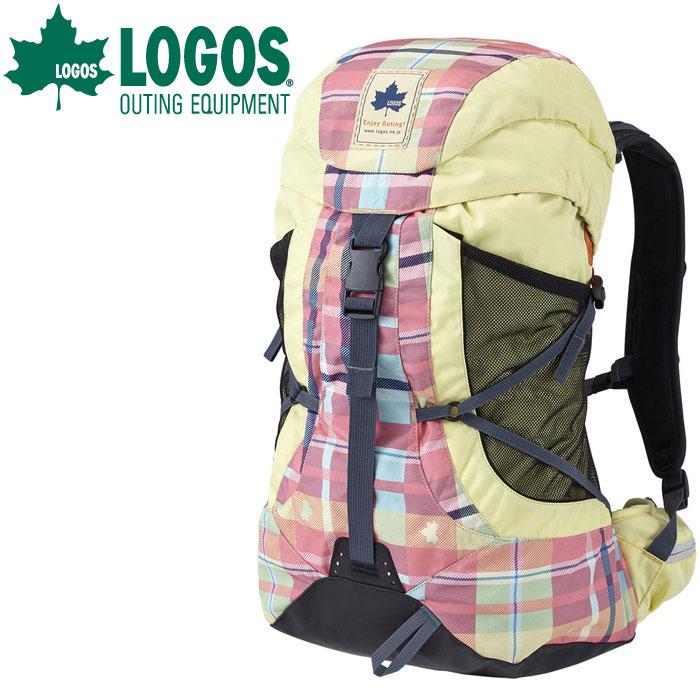 ロゴス LOGOS CADVEL-Design30 (AE・check)88250105 軽装小屋泊ならコンパクトな容量30L