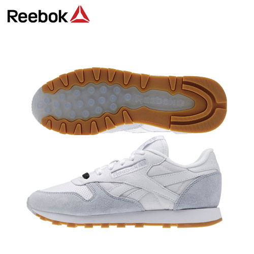 Shopping marathon point up to 35 times (8/5( soil) 20:00 ~)★ Reebok classical music leather perfect split pack Reebok CLASSIC Lady's shoes AR2615 16FW