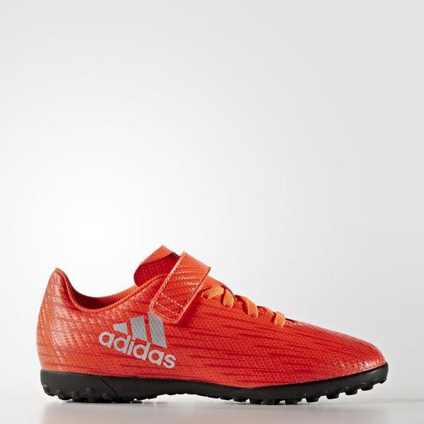 小购物马拉松点数最大的35倍的(8/5(星期六)20:00~)★16FW adidas(阿迪达斯)X 16.4 TF J铃黑BB4021-BB4021鞋