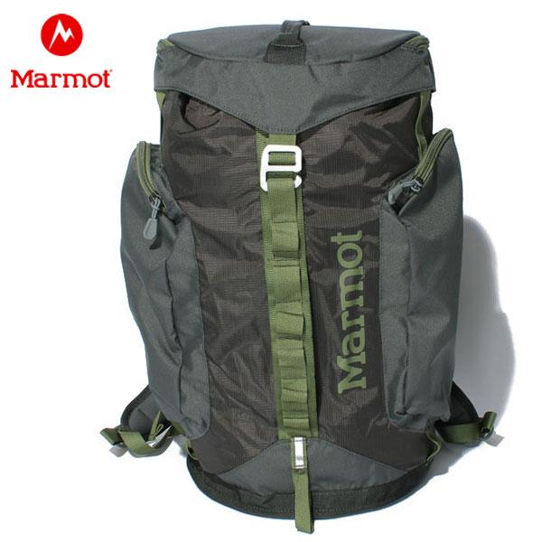 【あす楽対応】 マーモット バックパック メンズ レディース Rock Master Pack グレー M7B-S2337 Marmot