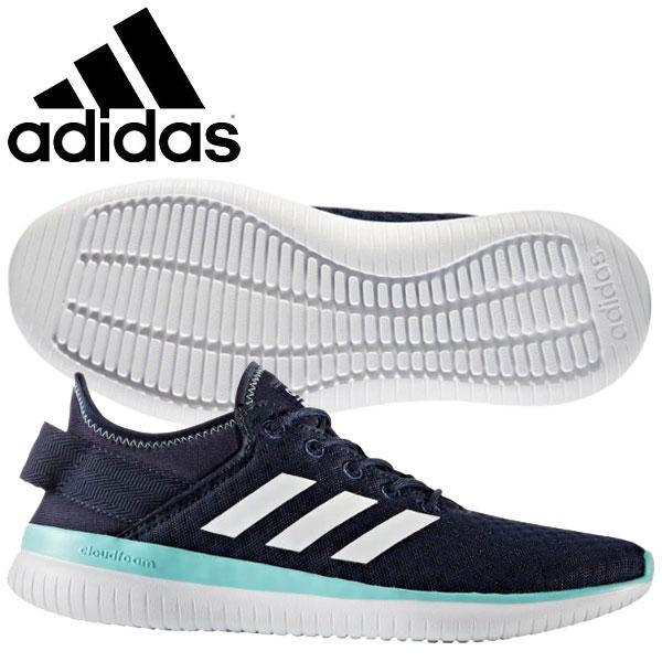 ○17FW adidas(阿迪达斯)训练鞋运动鞋女士CF QTFLEX W AQ1618-AQ1618