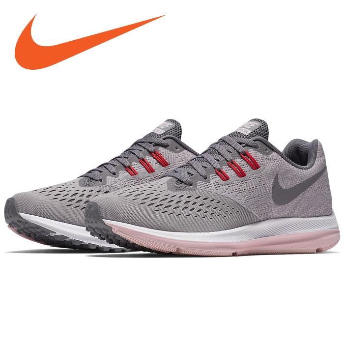 ○18SP NIKE (Nike) women zoom Win flow 4 898,485-010 Lady's shoes