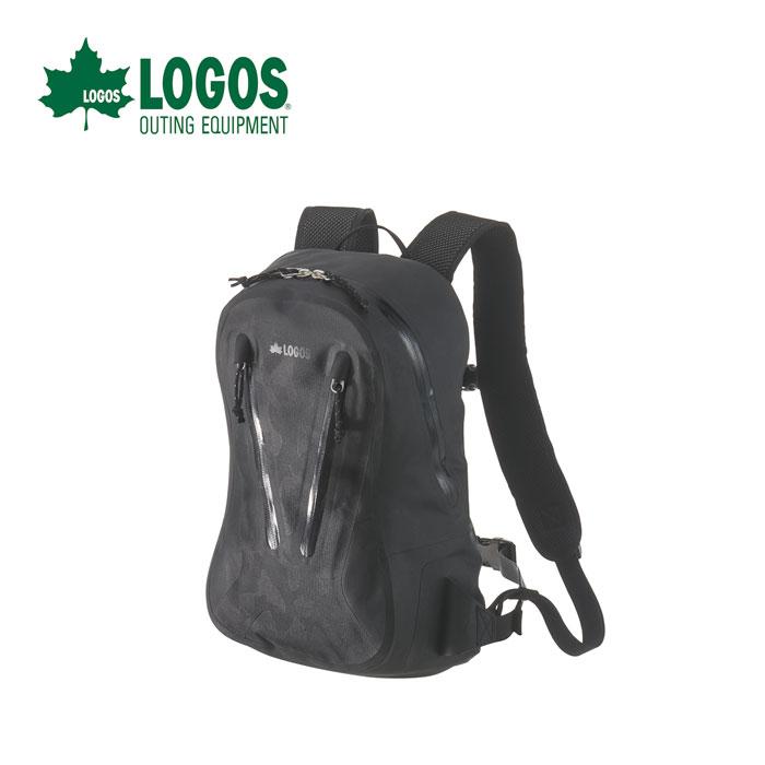 ロゴス LOGOS SPLASH mobi ザック14 ブラックカモ 88200016