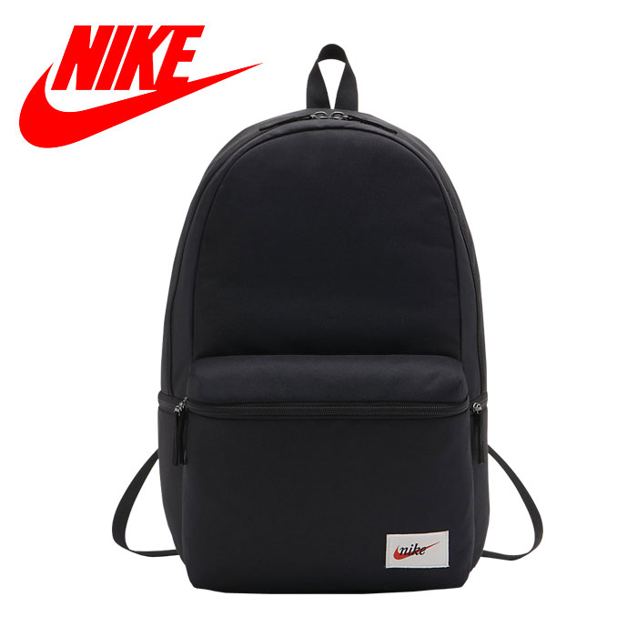 45863b6b9fe34 GZONE GOLF  Nike heritage label backpack BA4990-010 NIKE