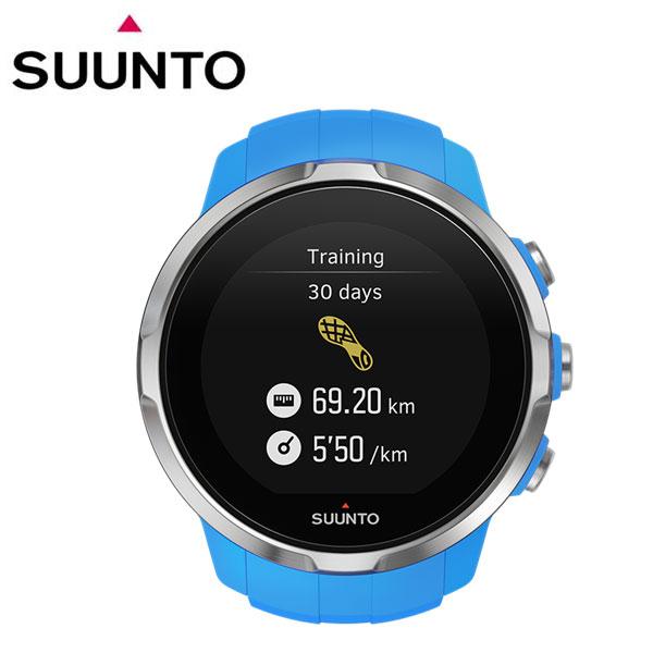スント スパルタンスポーツ GPSウォッチ 時計 SPARTAN SPORT BLUE