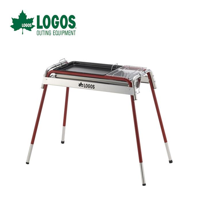 ロゴス LOGOS eco-logosave チューブグリルプラス L 81062611