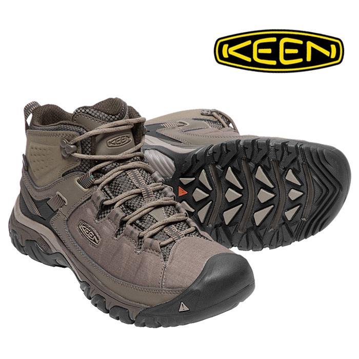81fab8bfa3e Kean TARGHEE EXP MID WP 1017714 men's shoes