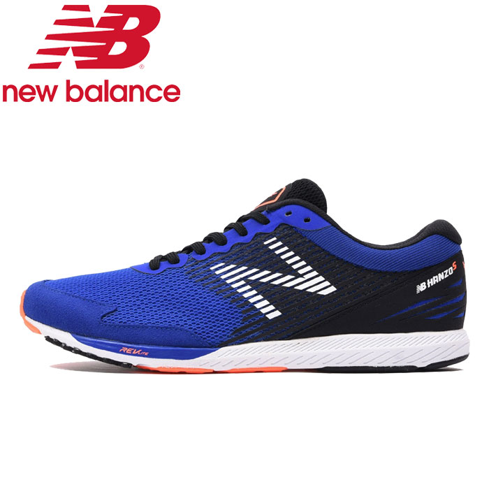 ○18HO New Balance(ニューバランス) ランニング シューズ メンズ NB MHANZS RACING/SPIKE MHANZSB22E