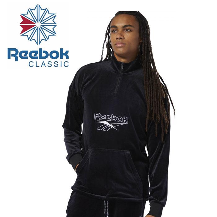 7c04f9d2b2 GZONE GOLF  Reebok classical music CLASSIC vector velour 1 jersey ...