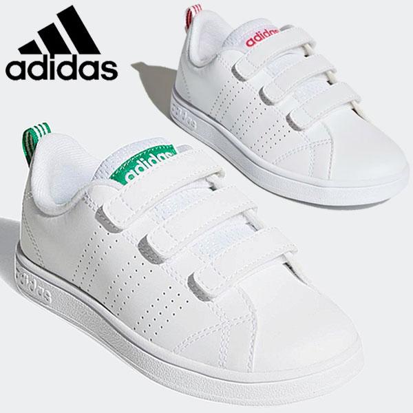 adidas (Adidas) shoes sneakers kids Jr. VS ADVANTAGE CLEAN CMF C AW4880 BB9978