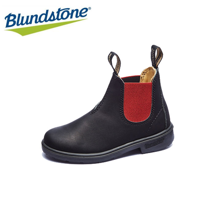 ブランドストーン サイドゴアブーツ スムースレザー BS581888 Blundstone キッズ シューズ