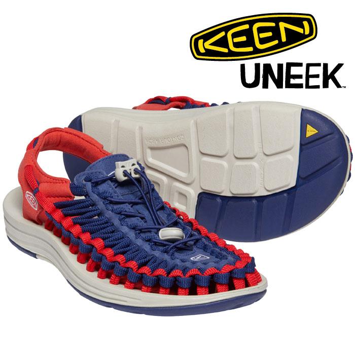 キーン UNEEK FLAT(ユニーク フラット) 1023067 レディースシューズ 2020年春夏