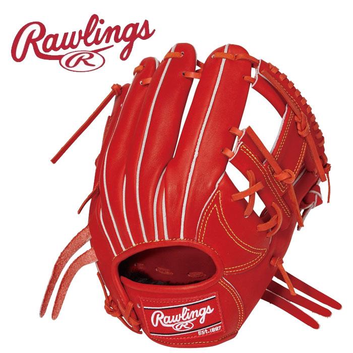 【あす楽対応】ローリングス 硬式用 HOHR2G レギュラーFIT 内野手用 GHXHRN62-ROR