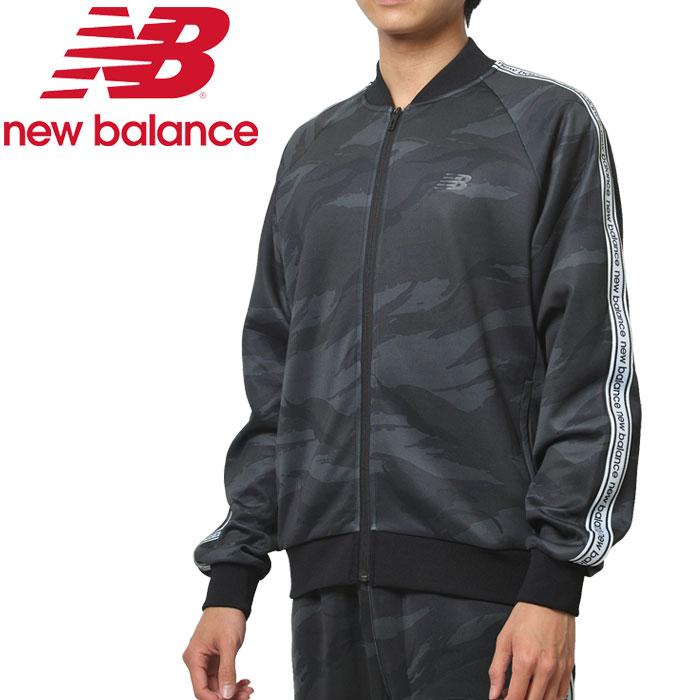 ○19FW New Balance(ニューバランス) ウォームアップ リニアライントラックジャケット JMJP9260-BKU メンズ
