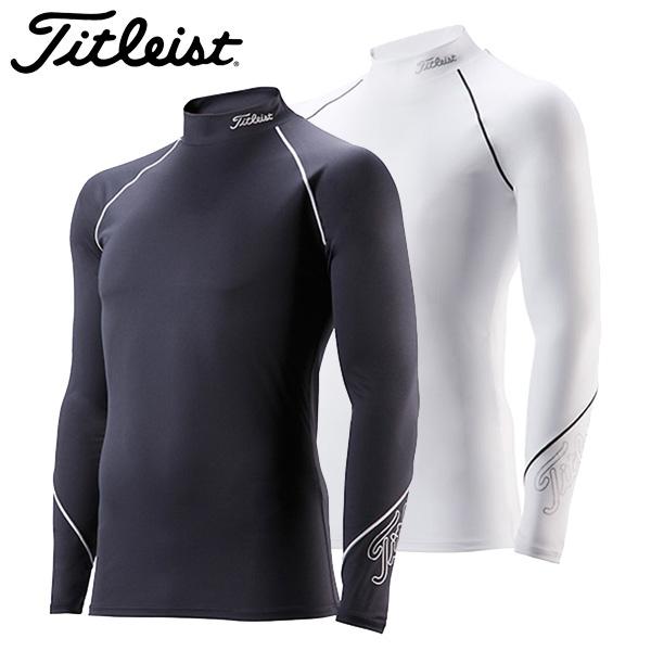 4f9811a68 GZONE GOLF: Titleist golf wear men high neck long sleeves inner ...