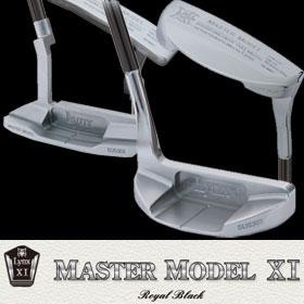 50%OFF Lynx Golf リンクス マスターモデル XI ロイヤルブラック パター
