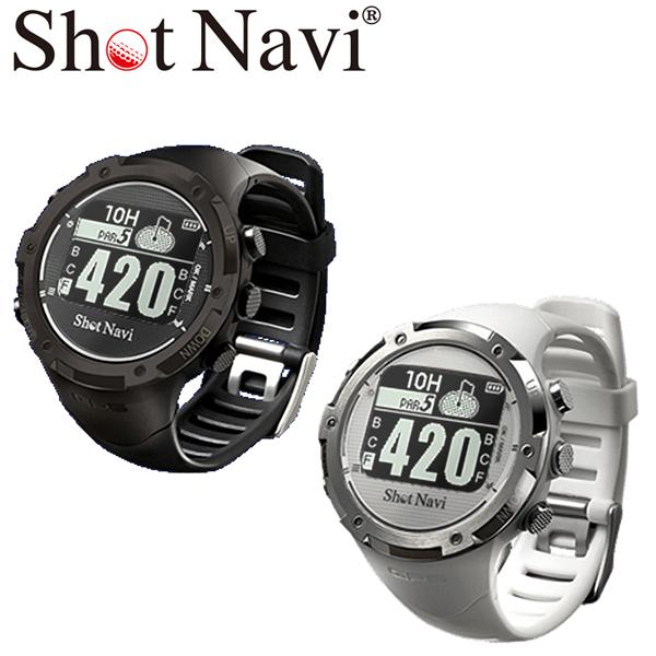 【あす楽対応】ショットナビ W1-GL GPSゴルフナビ 腕時計型 海外コース対応【GPSウォッチタイプ】