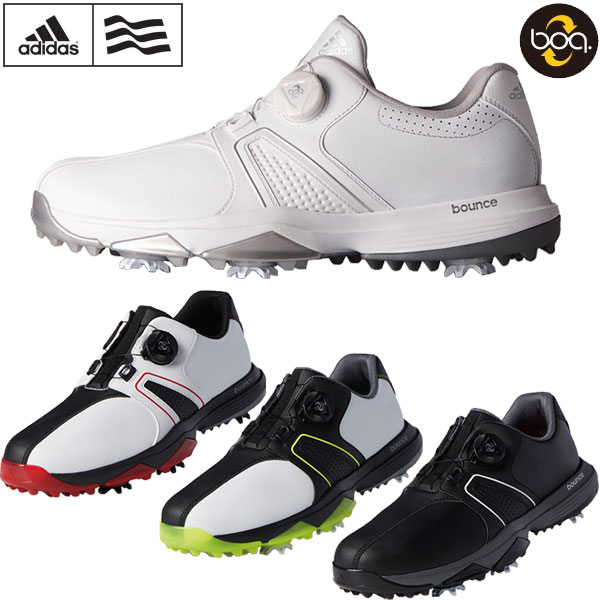 f9cd824bec7b7 GZONE GOLF  Adidas golf men golf shoes 360 traction boa wide traxion ...