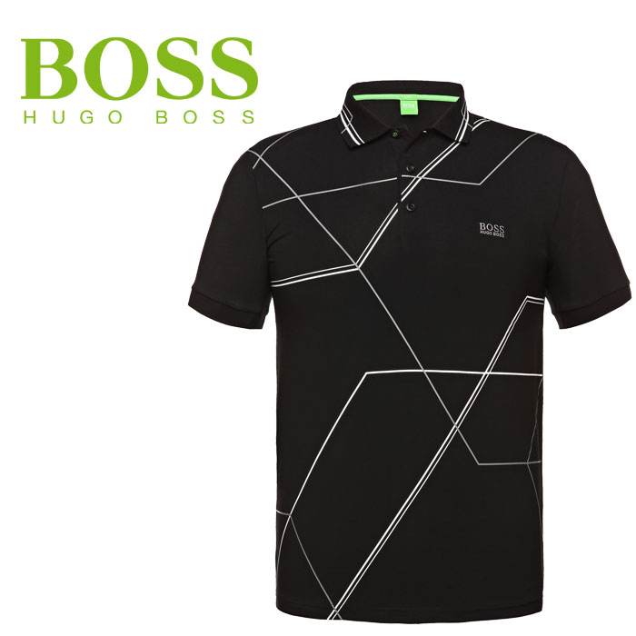 c847fc949 HUGO BOSS (Hugo Boss) golf wear men short sleeves polo shirt Paule 2  50,291,906-001 boss green spring and summer