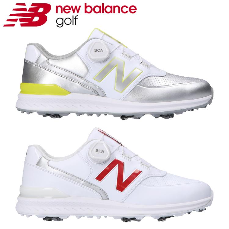 new balance GOLF ニューバランスゴルフ あす楽対応 ニューバランス ゴルフ WGB996 引出物 レディース ボア 2021モデル 日本正規品 Boa メーカー公式 ソフトスパイク ゴルフシューズ