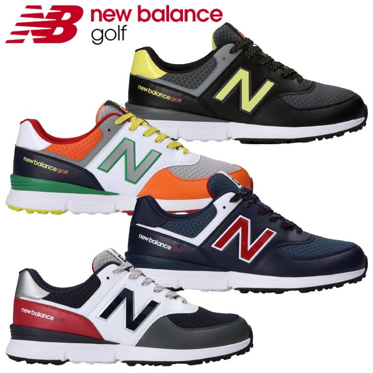 new balance GOLF ニューバランスゴルフ あす楽対応 ニューバランス ゴルフ UGS574 AL完売しました メンズ スパイクレス ゴルフシューズ ユニセックス 2021モデル レディース 激安通販 シューレース 日本正規品
