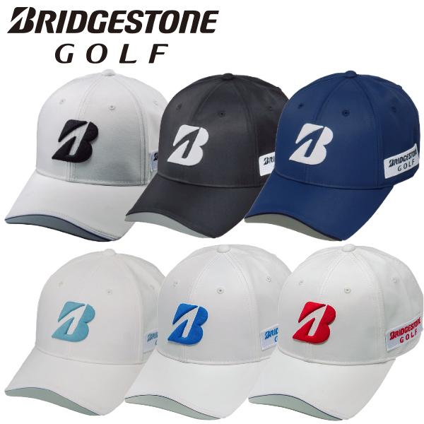 BRIDGESTONE ブリヂストン 新作続 ゴルフ プロモデルキャップ メンズ 帽子 2021モデル 35%OFF CPG111