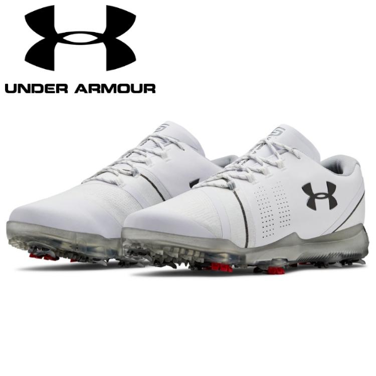 1年保証 Under Armour アンダーアーマー あす楽対応 ゴルフ 激安卸販売新品 スピース 3 ゴルフシューズ シューレース 3022255 メンズ モデル ソフトバンク ジョーダン