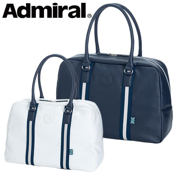 10%OFF 時間指定不可 ADMIRAL あす楽対応 アドミラル ADMZ1AT8 パンチングボストンバッグ